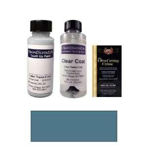 Oz. Dark Blue Metallic Paint Bottle Kit for 1987 Toyota Vanwagon (8B5