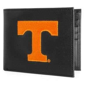 Tennessee Volunteers Black Bifold Wallet