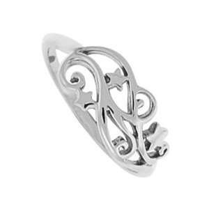Whimsical Stars Ring (size 6) Boma Sterling Silver Jewelry Jewelry