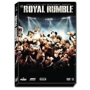 2007 ROYAL RUMBLE BRAND NEW WWE WRESTLING DVD