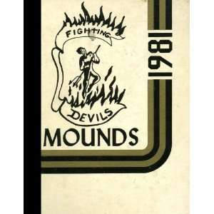 (Reprint) 1981 Yearbook Mounds High School, Mounds