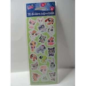 Littlest Pet Shop Stickers Toys & Games