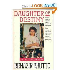 Daughter of Destiny An Autobiography (9780671669836