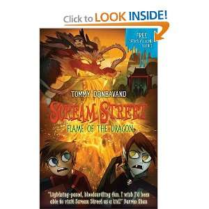 Flame of the Dragon (Scream Street) (9781406319194): Tommy