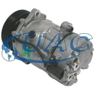 Universal Air Condition CO10447T New Compressor And Clutch