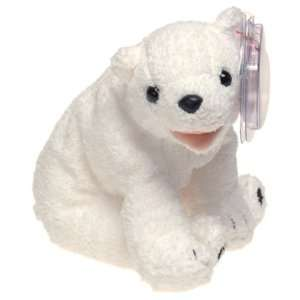 TY Beanie Baby   AURORA the Polar Bear [Toy] Toys & Games