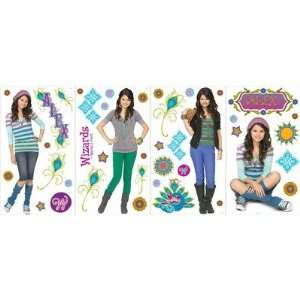 Blue Mountain Wallcoverings GAPP1853 Disney Wizards of Waverly Place