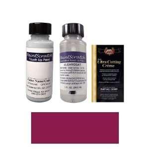 Oz. Black Rose Metallic Paint Bottle Kit for 1995 Chevrolet Corvette