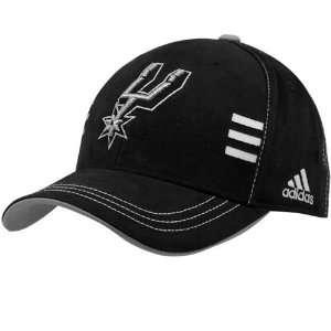 adidas San Antonio Spurs Black Official Team Adjustable