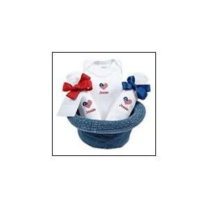 of Baby Stuff (4 piece gift set)   Little Patriot Everything Else