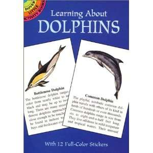 Learning About Dolphins (Dover Little Activity Books