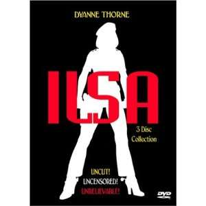 Ilsa Collection (She Wolf of the SS/Harem Keeper of the Oil Sheiks/The
