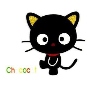 Chococat Black Cat Kitten Iron On Transfer for T Shirt