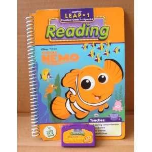 LeapPad 1   Reading Finding Nemo   Preschool   Grade 1
