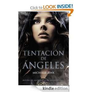 Tentación de ángeles (Libros Para Jovenes) (Spanish Edition