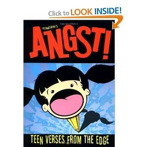 Angst Teen Verses From the Edge [Paperback]