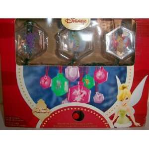 Disney Tinker Bell Dancing Musical Christmas Lights Set of