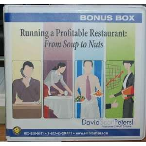 Running a Profitable Restaurant From Soup To Nuts Bonus Box Software