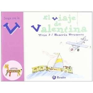 El viaje de Valentina / The Voyage of Valentina: Juega con la V / Play