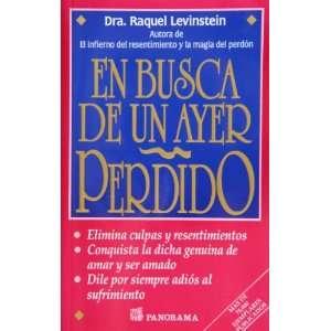 En busca de un ayer perdido (Spanish Edition
