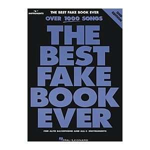 The Best Fake Book Ever   2nd Edition   Eb Edition