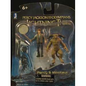 Percy Jackson & The Olympians The Lightning Thief (***2 INCH***) Micro