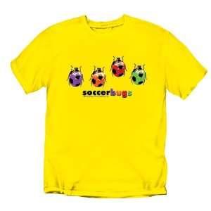 Soccer Bugs   Womens T Shirt