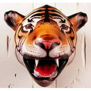 Inflatable Tiger Head Toys & Games