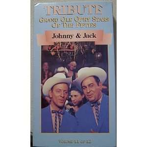 Tribute  Grand Ole Opry Stars of the 50s  Johnny & Jack