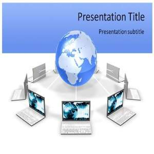 Network Powerpoint Templates   Network Powerpoint