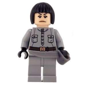 Irina Spalko   LEGO Indiana Jones Figure  Toys & Games