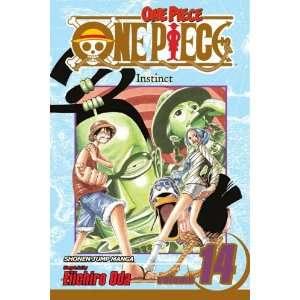 One Piece, Vol. 14 Instinct (9781421510910) Eiichiro Oda