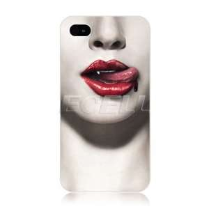 Ecell   BLOODY VAMPIRE LIPS TRUE BLOOD POSTER TV SERIES