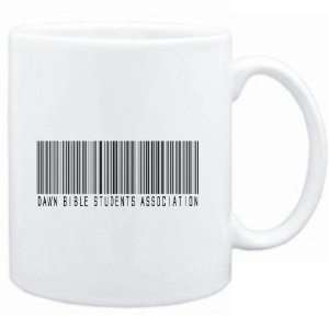 Mug White  Dawn Bible Students Association   Barcode