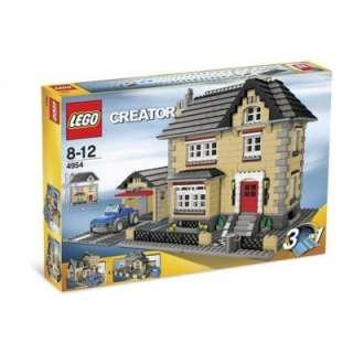 LEGO Creator 4954   Model Town House  Creator LEGO Sets  LEGO Sets