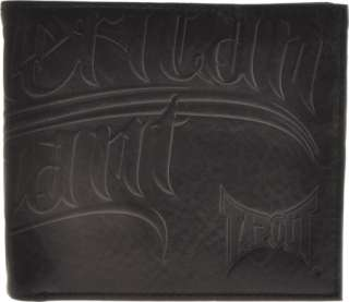 Tapout Arrogant Bi Fold Wallet   Free Shipping & Return Shipping
