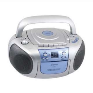 Buy Daewoo Top Loading CD Radio Cassette Player   DIY Tools