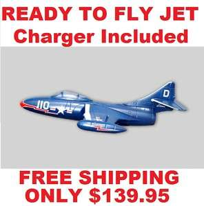 RTF RC JET COMPLETE AND READY TO FLY PLANE ONLY 139.95