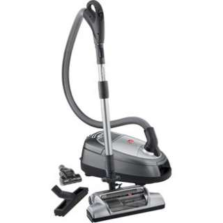 Hoover S3670 Anniversary WindTunnel Canister Vacuum Cleaner w/Power