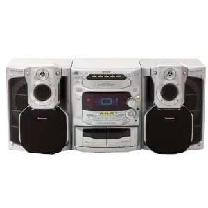 Panasonic SC AK29 Compact Stereo System Electronics