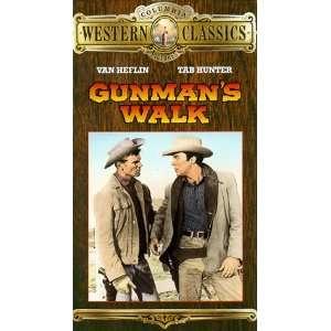 Gunmans Walk [VHS]: Van Heflin, Tab Hunter, Kathryn Grant