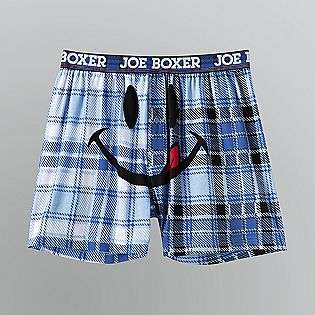 Men's Barbed Heart Boxers  Joe Boxer Clothing Mens Underwear