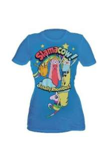 Adventure Time Slamacow! Girls T Shirt Plus Size Clothing