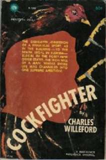 Cockfighter Charles Willeford