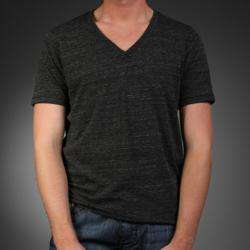 Laguna Beach Jean Co Mens Black V neck Shirt |