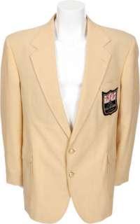 Famer Ray Nitschke Worn NFL Alumni Packers Jacket/Coat PSA UDA