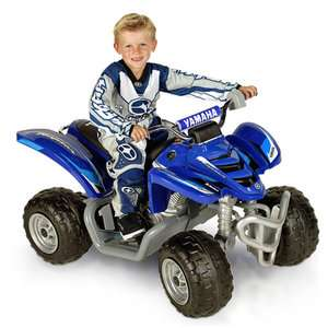 Yamaha Raptor ATV Ride On for Children