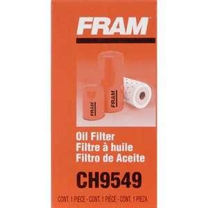 FRAM Extra Guard CH9549 Oil Filter Automotive