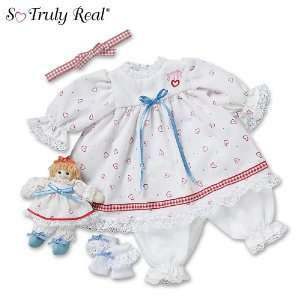 So Truly Real Baby Doll Clothing Mommy & Me Ensemble