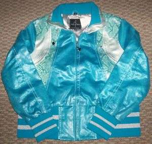 NEW BABY PHAT BLUE JACKET COAT WOMENS PLUS SZ 2X 3X 4X